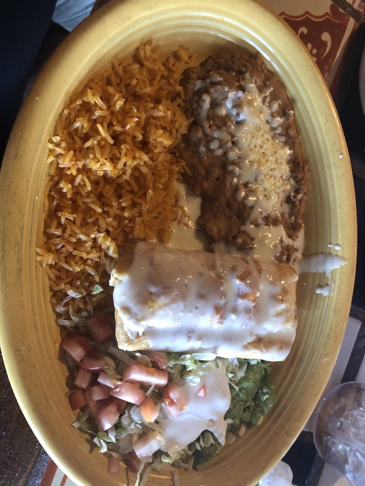 Monterey Mexican Grill: 201 McMeans Ave, Bay Minette, AL