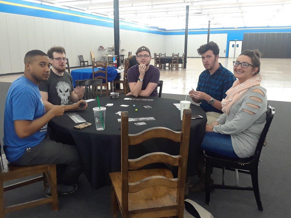 Brigandry Games: 2204 Live Oak St, Commerce, TX