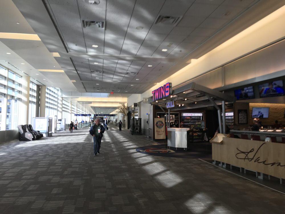 MSP Airport - Terminal 1-Lindbergh