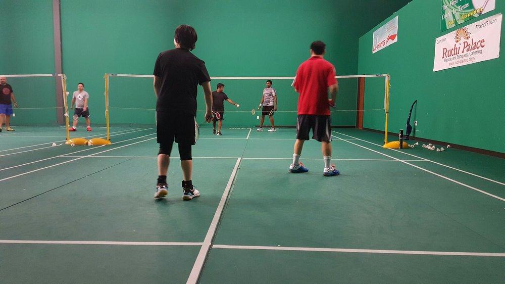 Plano Badminton Center: 4050 Premier Dr, Plano, TX