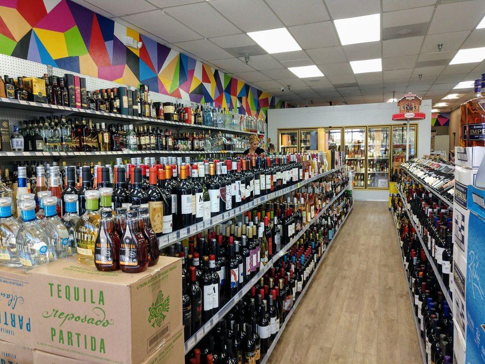Barbarita's Liquor Store: 15544 NW 77th Ct, Miami Lakes, FL