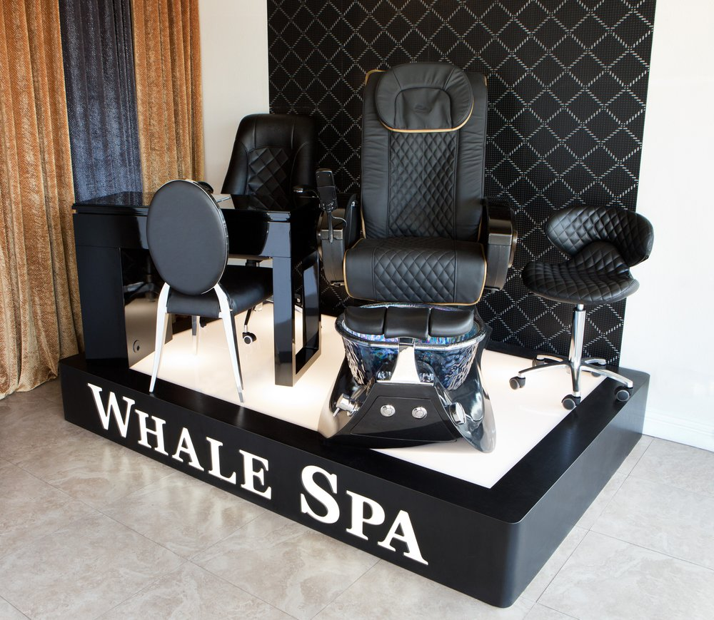 Photos for whale spa nails supplies yelp for Nail salon equipment and supplies