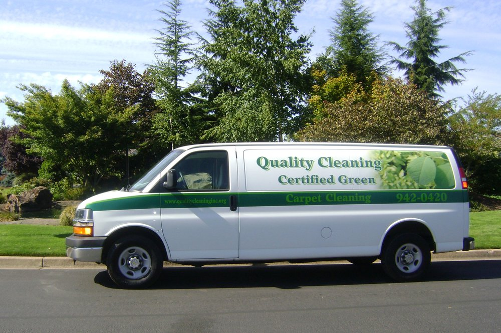 Quality Cleaning: Creswell, OR