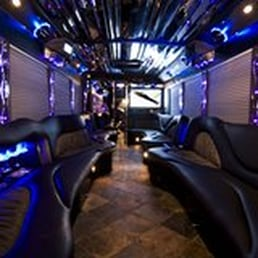 xtc chicago party bus