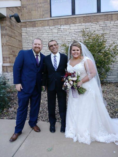 Adam Jamsa Wedding Officiant: Peoria, IL
