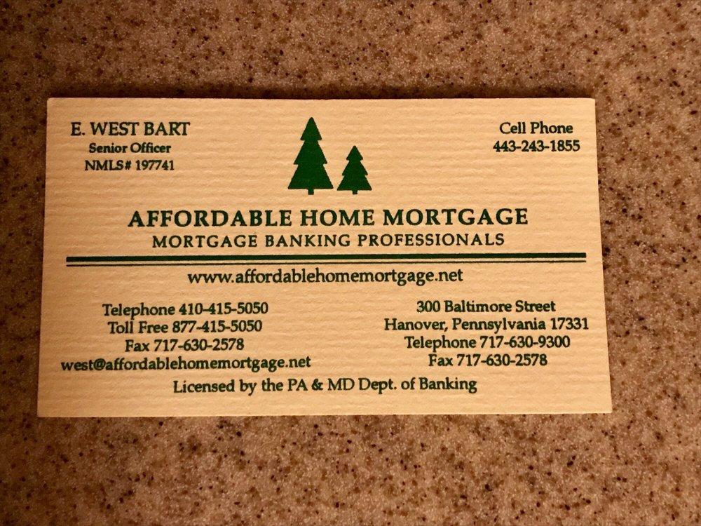 Affordable Home Mortgage: 300 Baltimore St, Hanover, PA