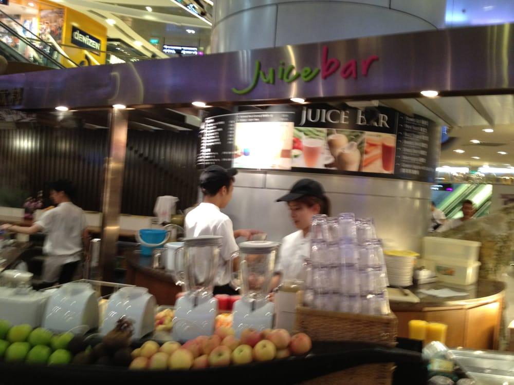 Juice Bar Singapore