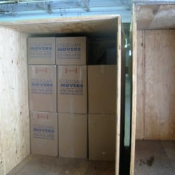 Photo Of Collegian Movers   New Haven, CT, United States. Secure Storage  Vaults ...