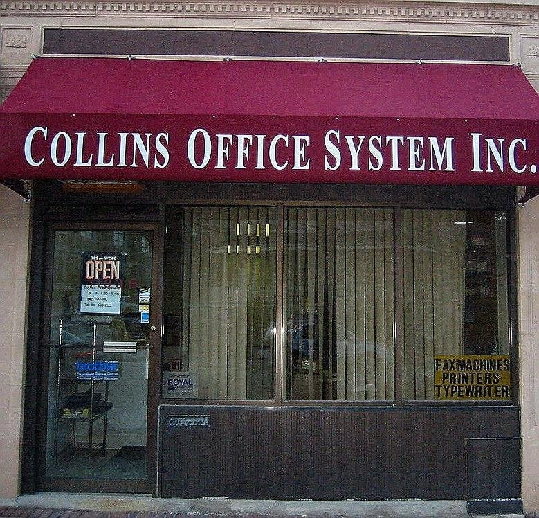Collins Office Systems: 1193B Massachusetts Ave, Arlington, MA
