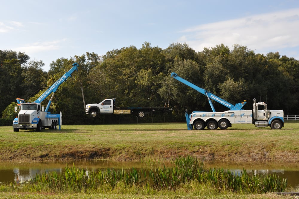Towing business in Plant City, FL