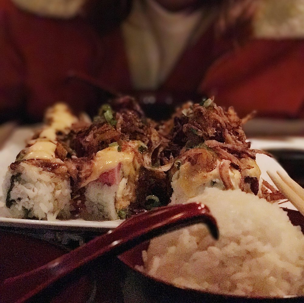 Sushimono: 5349 Sunrise Blvd, Fair Oaks, CA