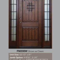 Amish Custom Doors - Request a Quote - 29 Photos - Door