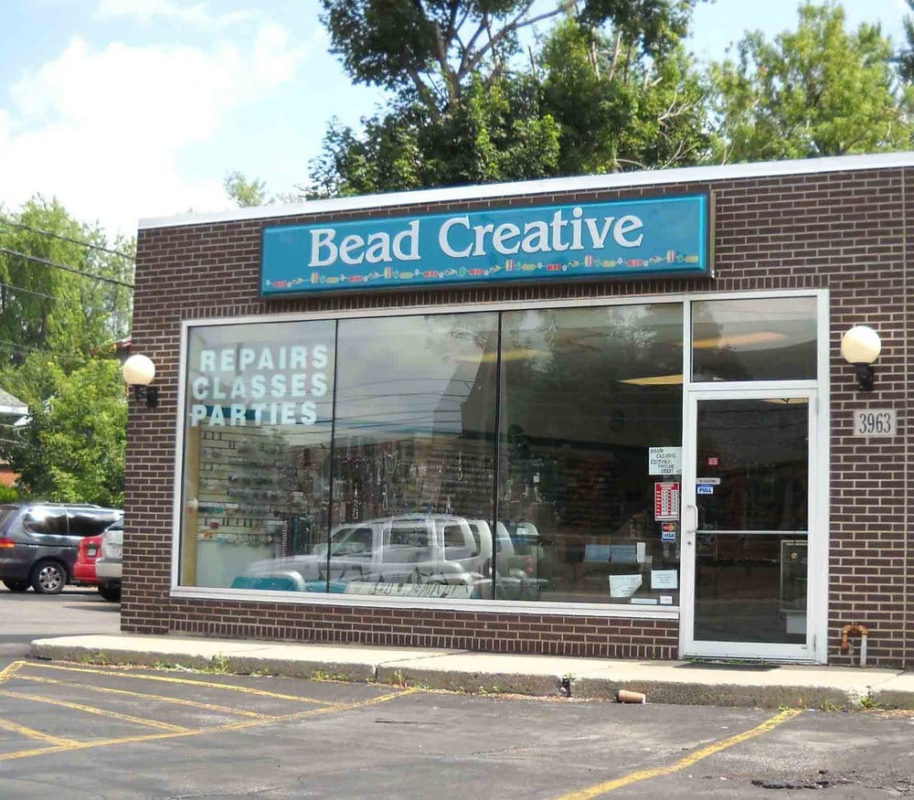 Bead creative closed art supplies 3963 main street for Craft stores buffalo ny
