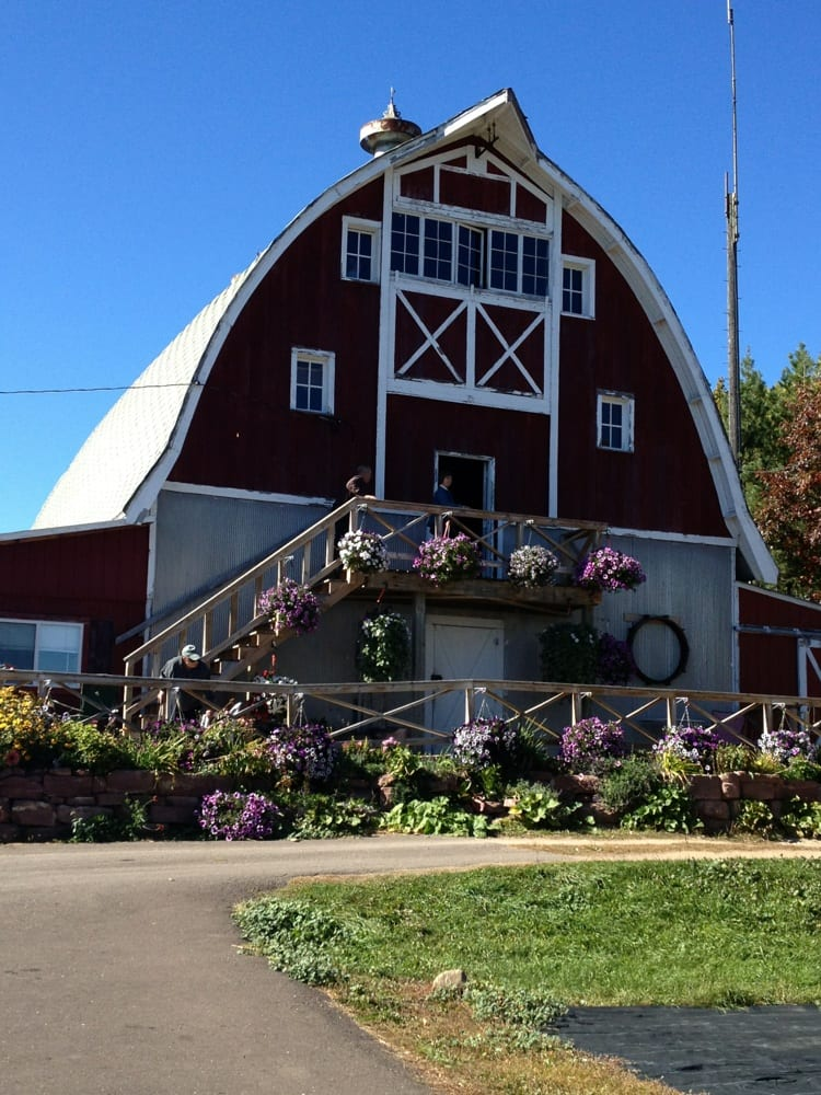 Hauser's Superior View Farm: 86565 County Hwy J, Bayfield, WI