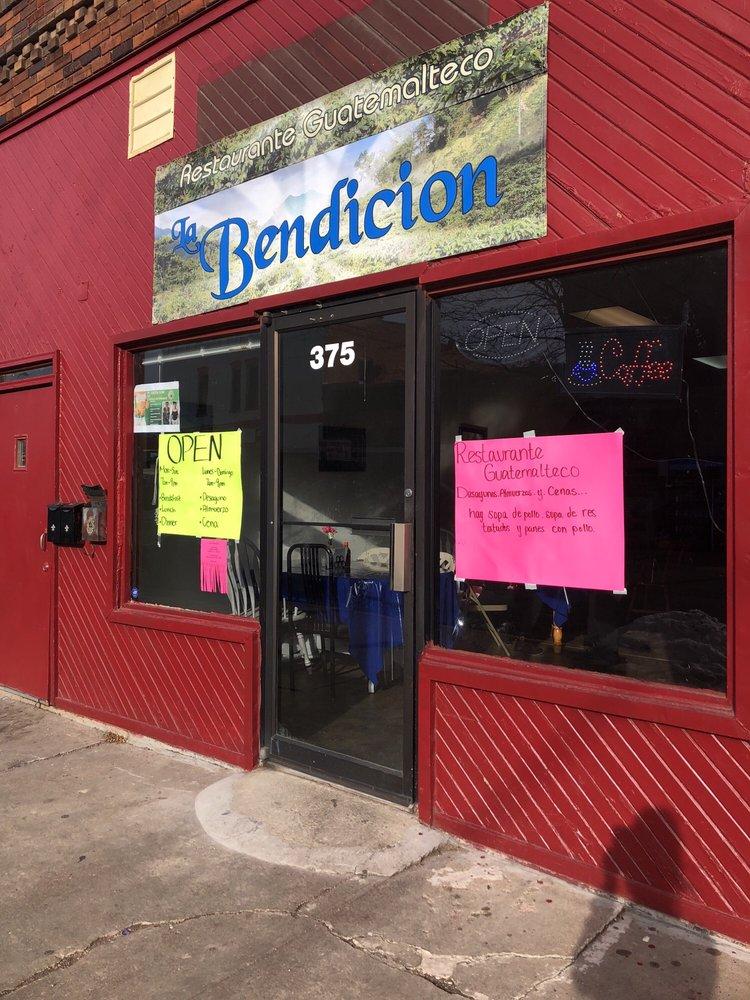 Restaurante Guatemala La Bendicion: 375 N Walnut St, Grand Island, NE