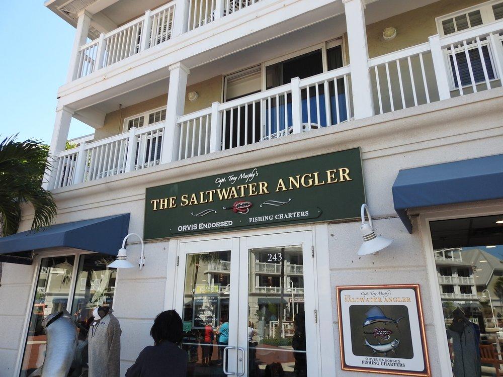 Saltwater Angler: 243 Front St, Key West, FL
