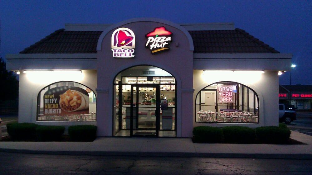 Taco Bell Fast Food Restaurants Near Me