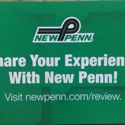 new penn motor express lebanon pa