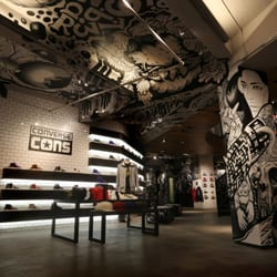 converse customized in store