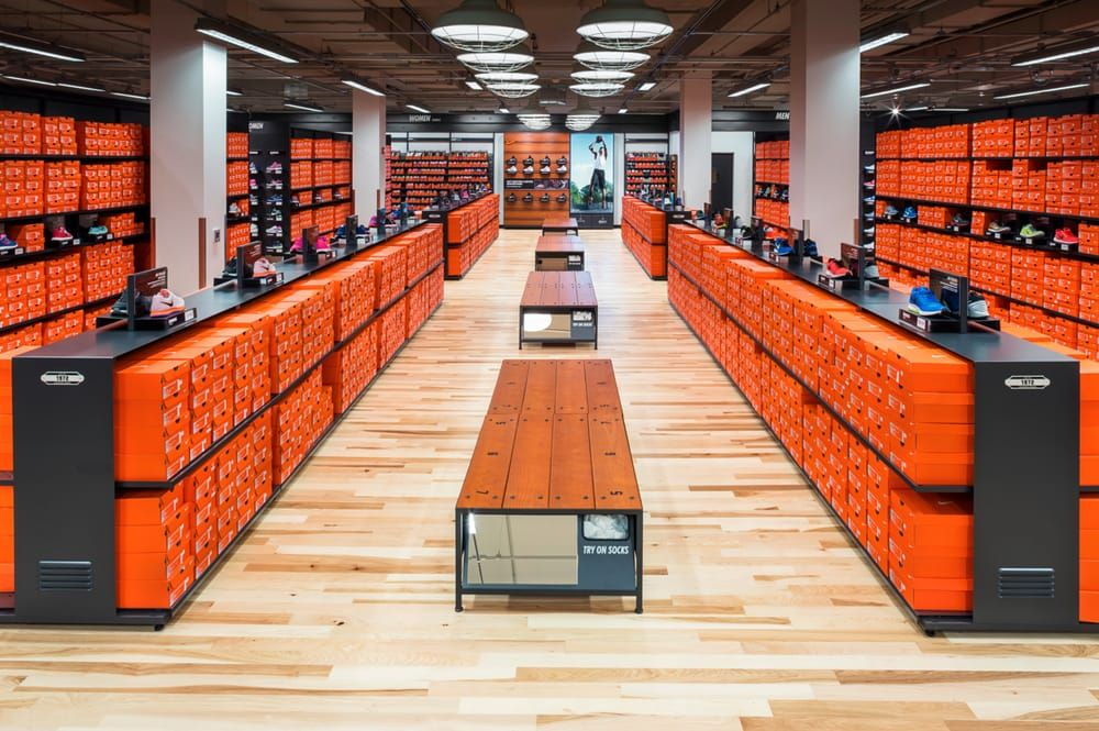 Nike Kansas City: 211 Nichols Rd, Kansas City, MO