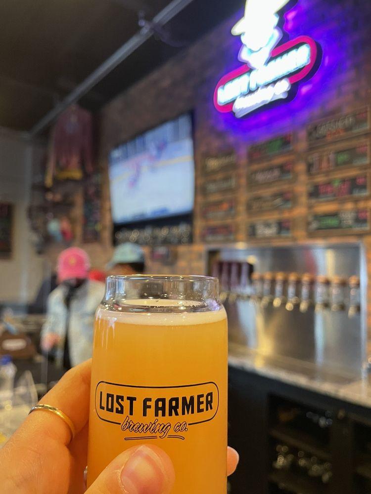Lost Farmer Brewing: 132 E 2nd St, Mineola, NY