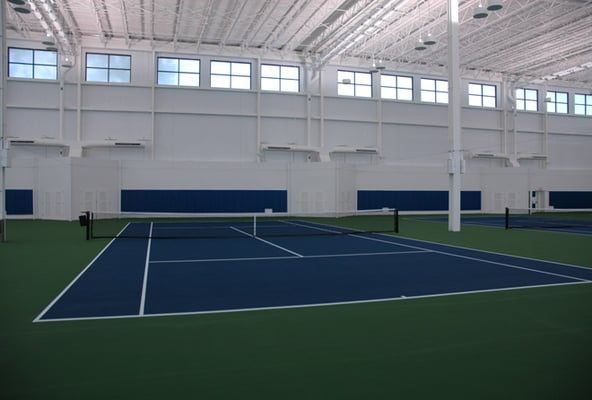 Photo For Los Angeles Indoor Tennis Center