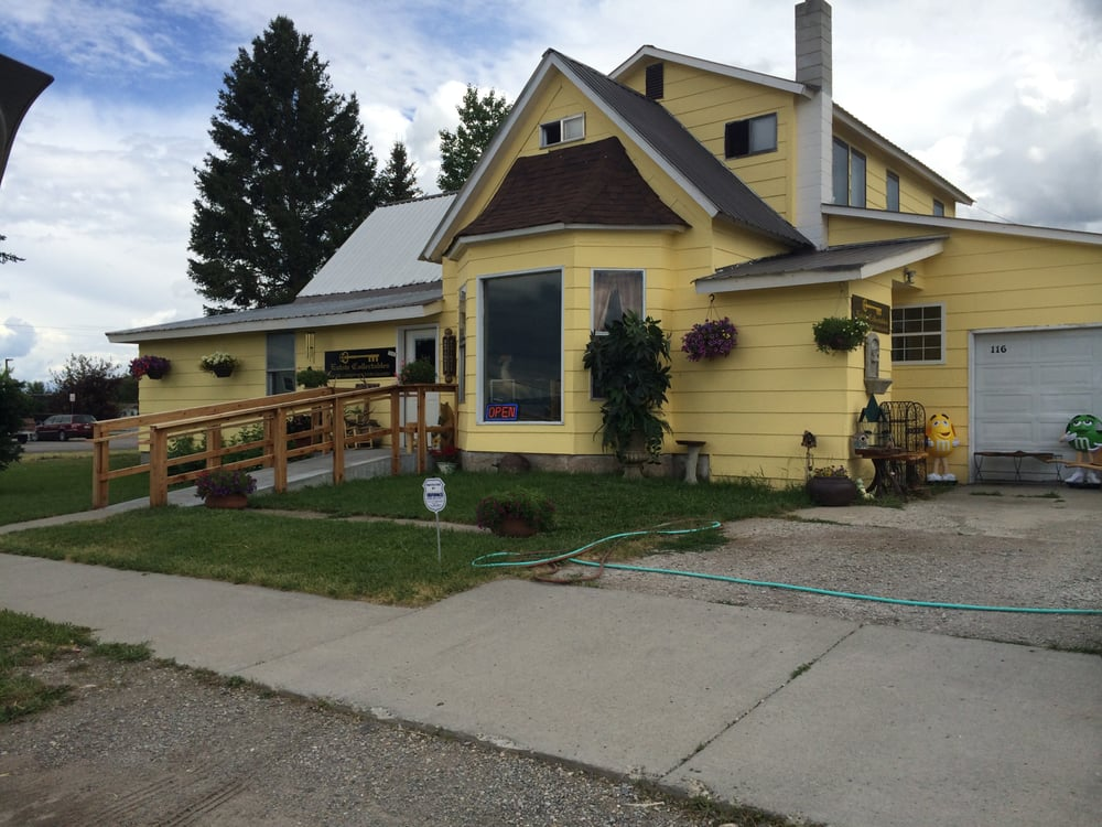 Estate Collectables: 116 S Main St, Victor, ID
