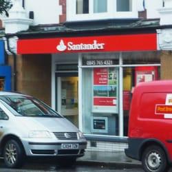 Santander - Bank & Building Societies - 14 High Street, Llangefni ...