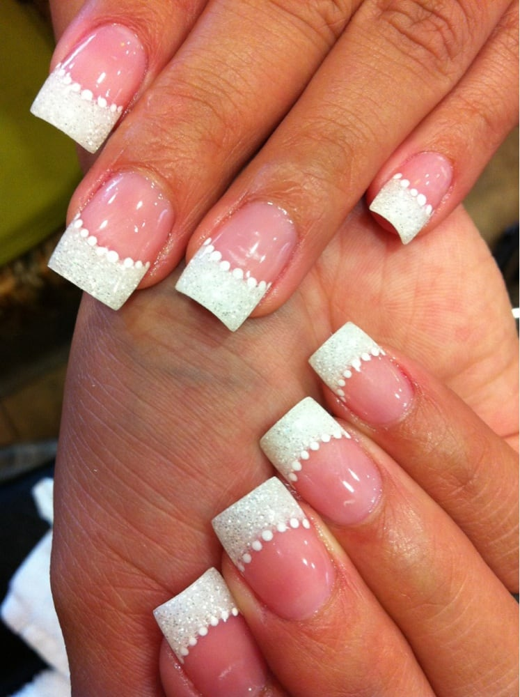 Design for the bride subtle classy nail artist tran for Classy designs