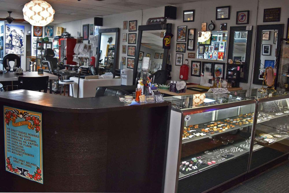 Inksmith Tattoo and Piercing: 565 E S Boulder Rd, Louisville, CO