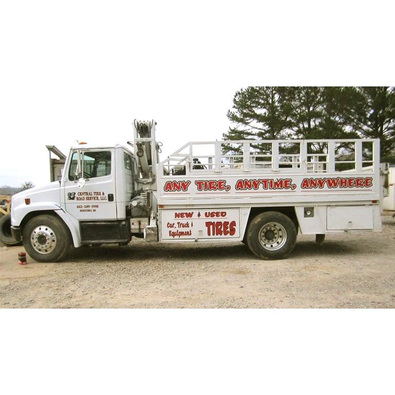Central Tire Service LLC: 801 Veterans Memorial Dr, Kosciusko, MS
