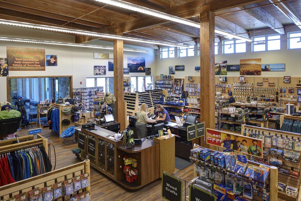Mid-Iowa Scout Shop: 6123 Scout Trl, Des Moines, IA