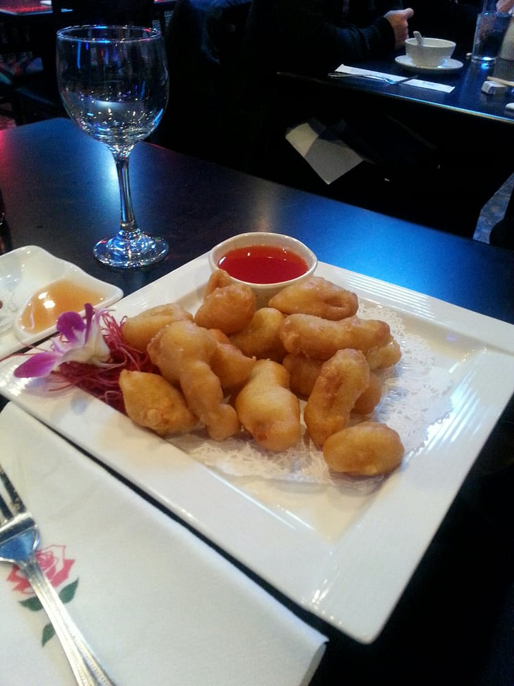 Sweet sour chicken yelp for Akane japanese fusion cuisine