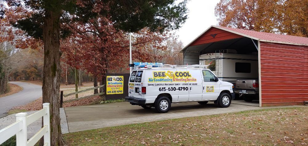 Bee Cool Air Conditioning & Heating Service: Clarksville, TN