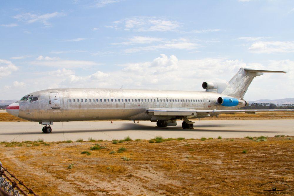 San Bernardino International Airport: 294 S Leland Norton Way, San Bernardino, CA