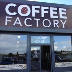 Coffee Factory Coffee Tea Ramelton Road Letterkenny