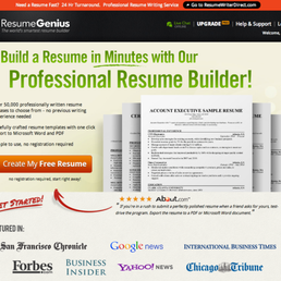Resume Genius  53 Reviews  Editorial Services  427 N Tatnall St, Wilmington, DE  Phone