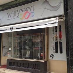 Why Not Vapor - Vape Shops - Av  de Roma, 44, Alvalade