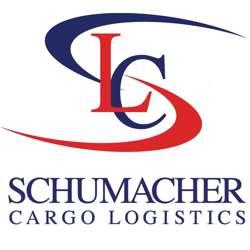 A picture of the Schumacher Cargo Logistics Logo - Yelp