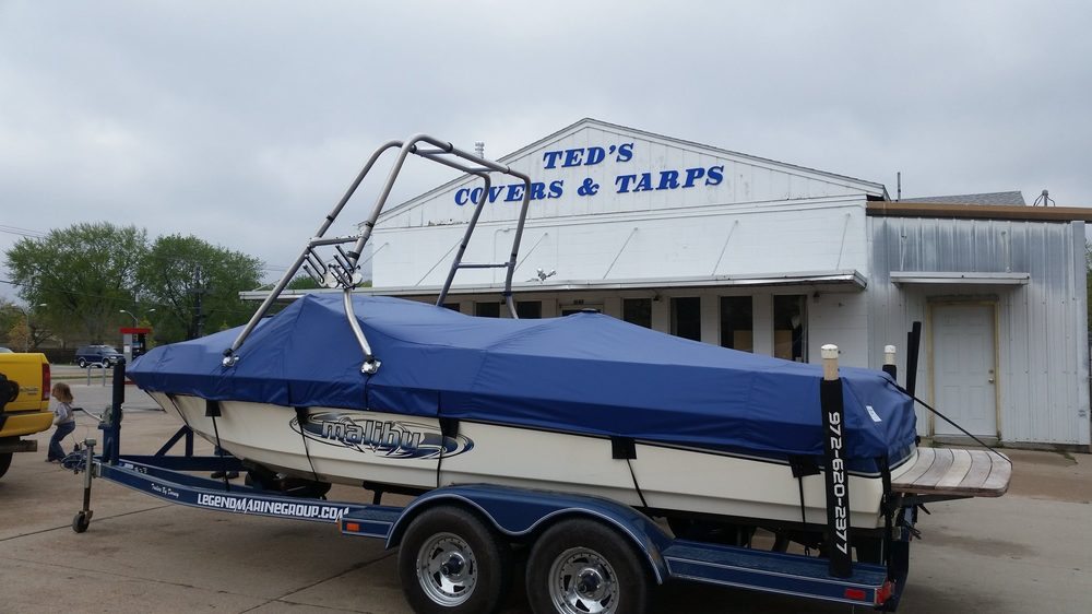 Ted's Covers & Tarps: 1540 W Military Ave, Fremont, NE