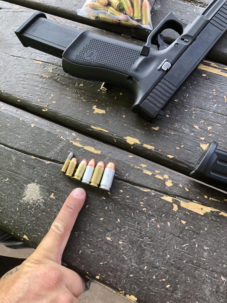 Buffalo Range Shooting Park: 1252 N 2803rd Rd, Ottawa, IL