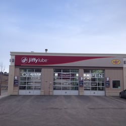 Jiffy Lube Canada. Oil Lube & Filter Service in Edmonton, Alberta. Community See All. 1 person likes this. 1 person follows this. About See All. 60 ave (1, mi) Edmonton, Alberta T6e6a6. Get Directions +1 Typically replies within a few hours. Contact Jiffy Lube Canada on Messenger. Oil Lube & Filter Service.