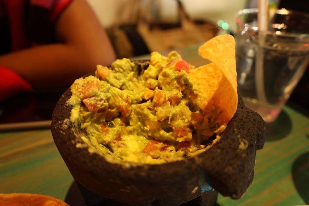 Food from El Chingon Tex-Mex Mexican Restaurant