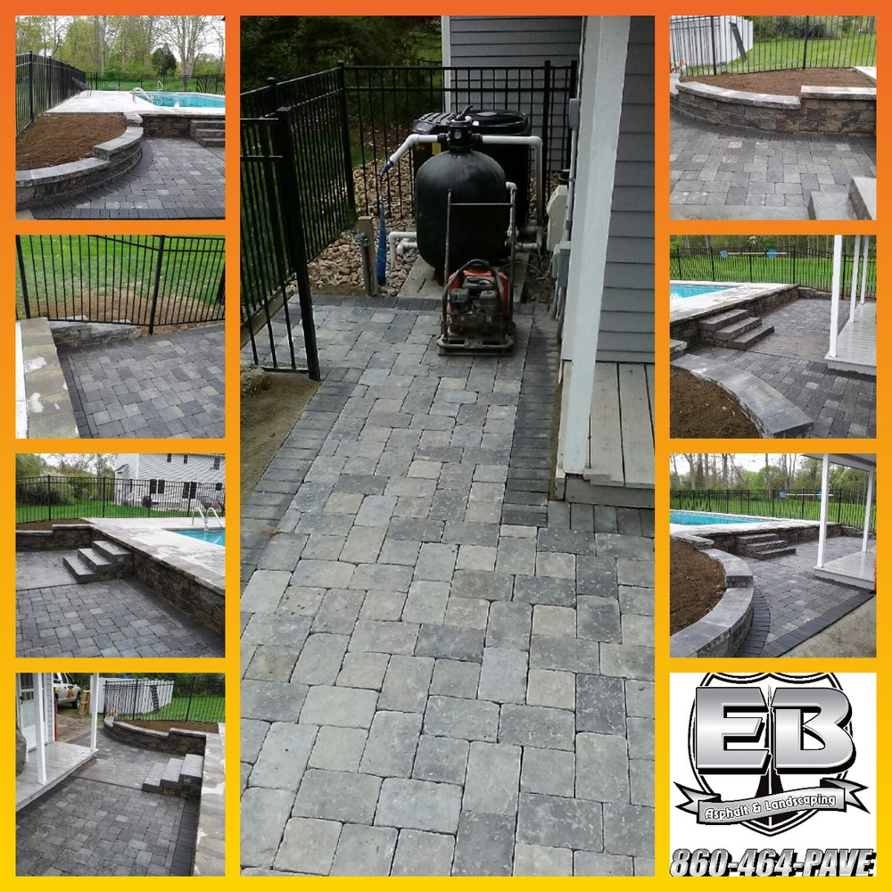 E & B Asphalt & Landscaping: 60 Terminal Way, Norwich, CT