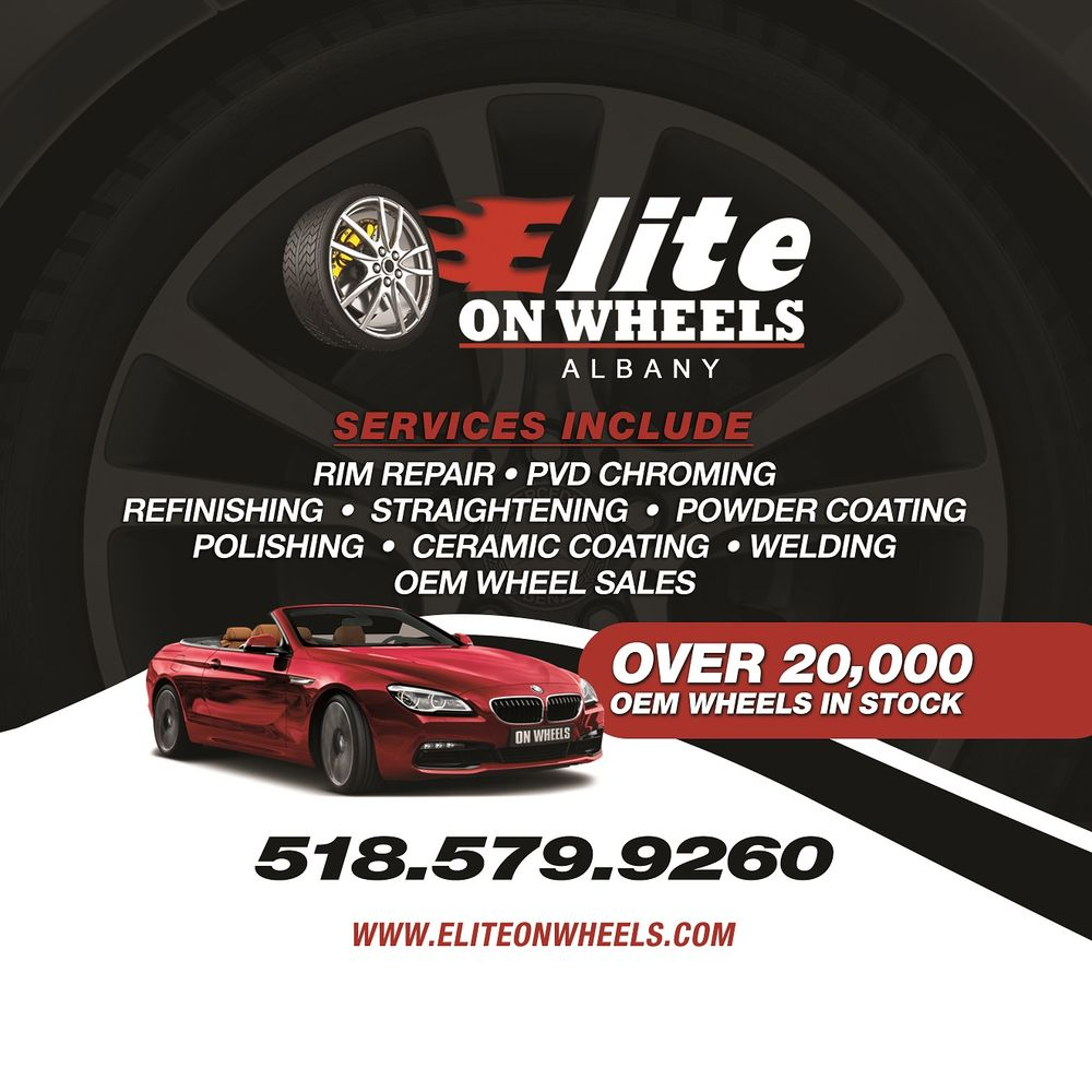 Elite Rim Repair of Albany: 771 Columbia Turnpike, East Greenbush, NY