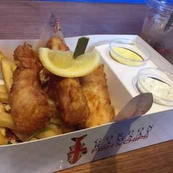 Gordon ramsay fish chips comfort food 940 photos for Gordon ramsay las vegas fish and chips