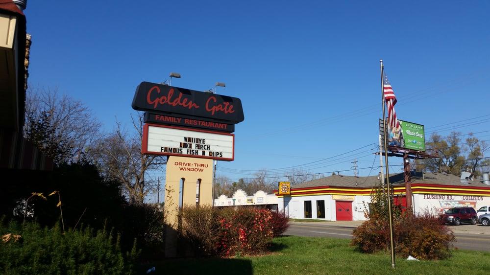 Golden Gate Restaurant-Coney Island: G3105 Flushing Rd, Flint, MI