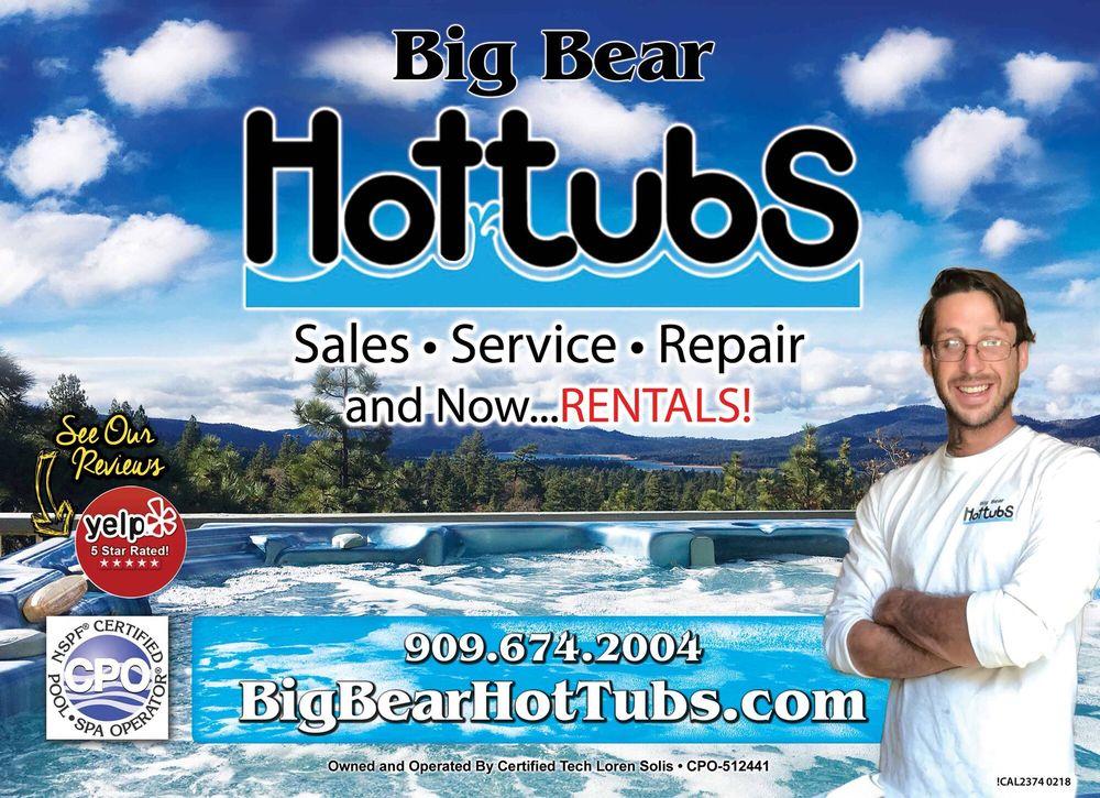 Big Bear Hot Tubs: Big Bear Lake, CA