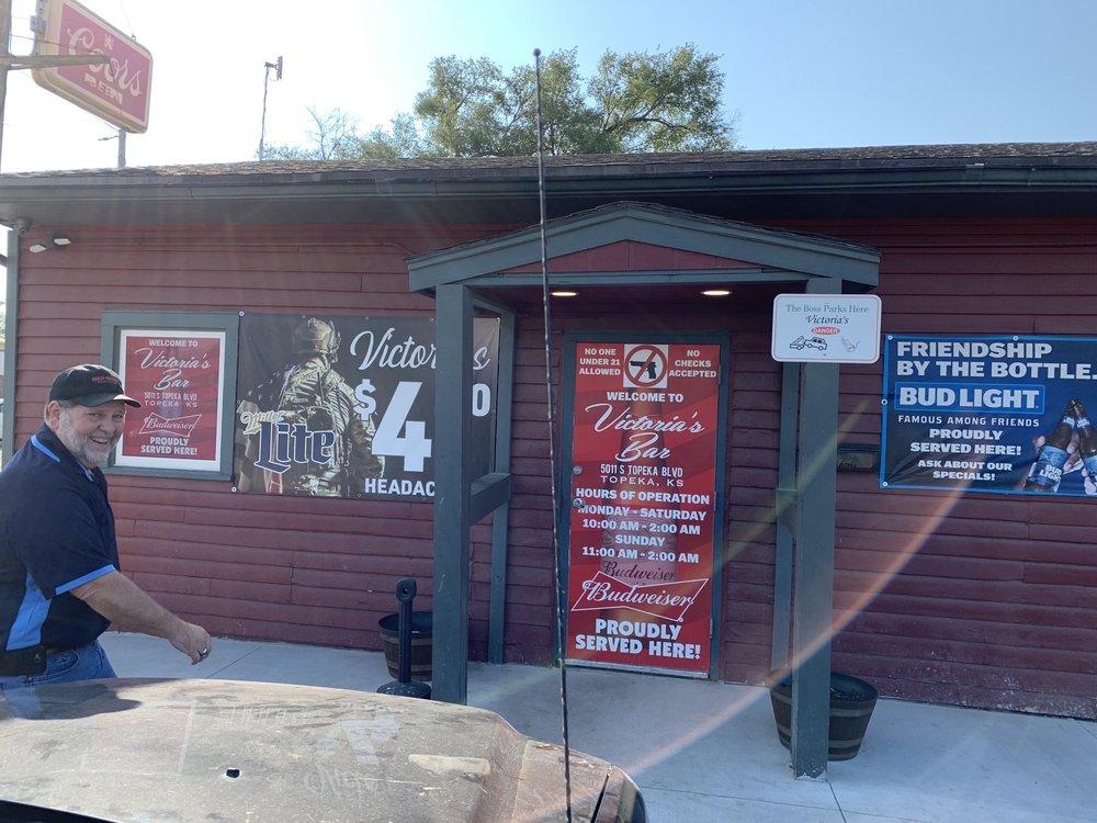 Victoria's Bar: 5011 SW Topeka, Topeka, KS