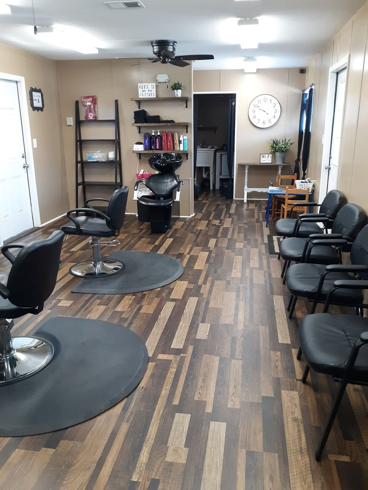 The Hair  Station: 1720 N Main St, China Grove, NC
